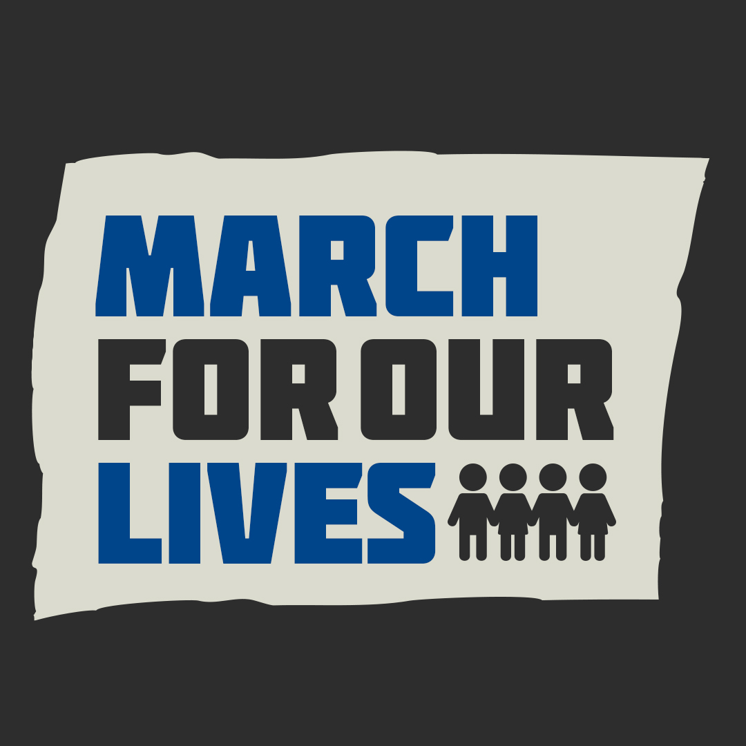 Stand in solidarity: March For Our Lives