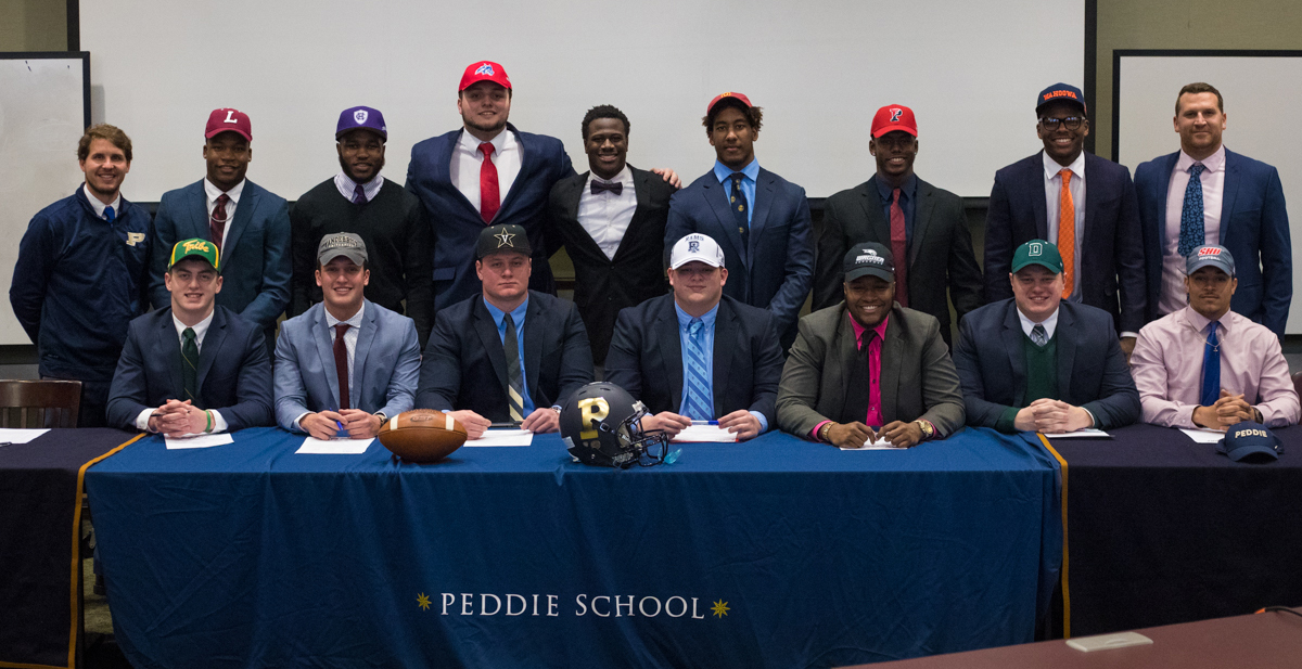 National Signing Day: Record Falcon football Division 1 commitments